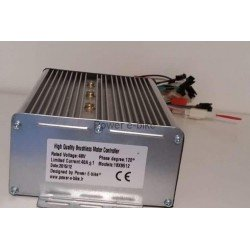 Brushless 2000W controller for electric bicycle