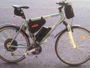electric bicycle power-e-bike