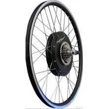 bicicleta eléctrica kit 48v 2000w de potencia máxima de la rueda trasera de 26 pulgadas