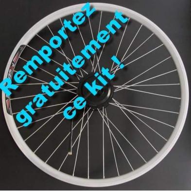 Kit Motorleistung E-Bike-Wettbewerb