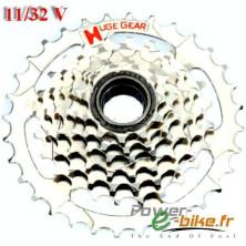 Freewheel 7 speed 11/32 teeth