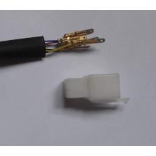 La eliminación de los sensores de efecto motor de la ingesta de Pasillo