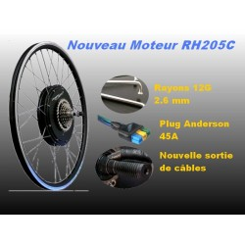 """moto elettrica per rh205c tipo """"S"""" nove continente"""