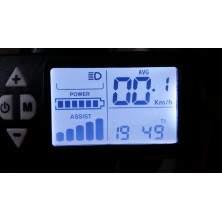 LCD Pantalla de inicio rápido