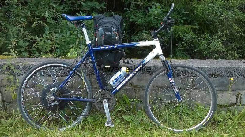 Le kit vélo électrique, voici la solution 1