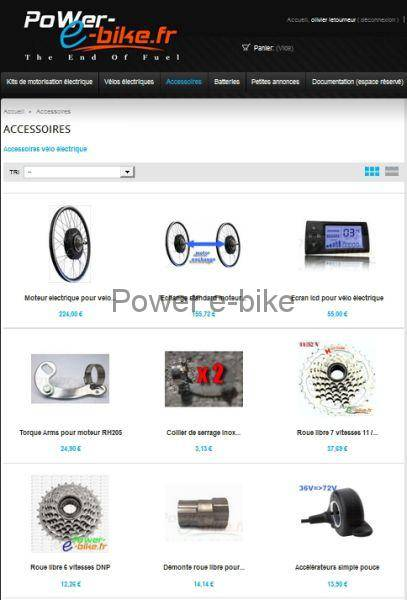 Our selection of the best accessories for electric bicycle