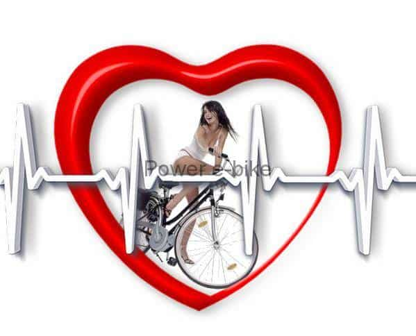 The electric bike, a means of ecological transportation and beneficial to health