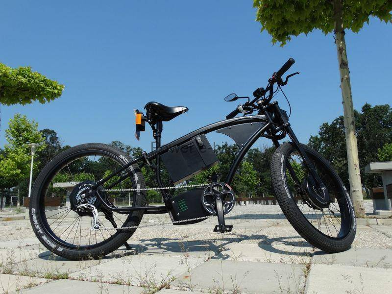 bicicletta elettrica mozzo del motore o manovella, cosa scegliere?