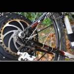 moteur vélo électrique avec disque